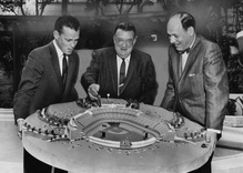 Dodger Stadium and the emergence of a modern Los Angeles