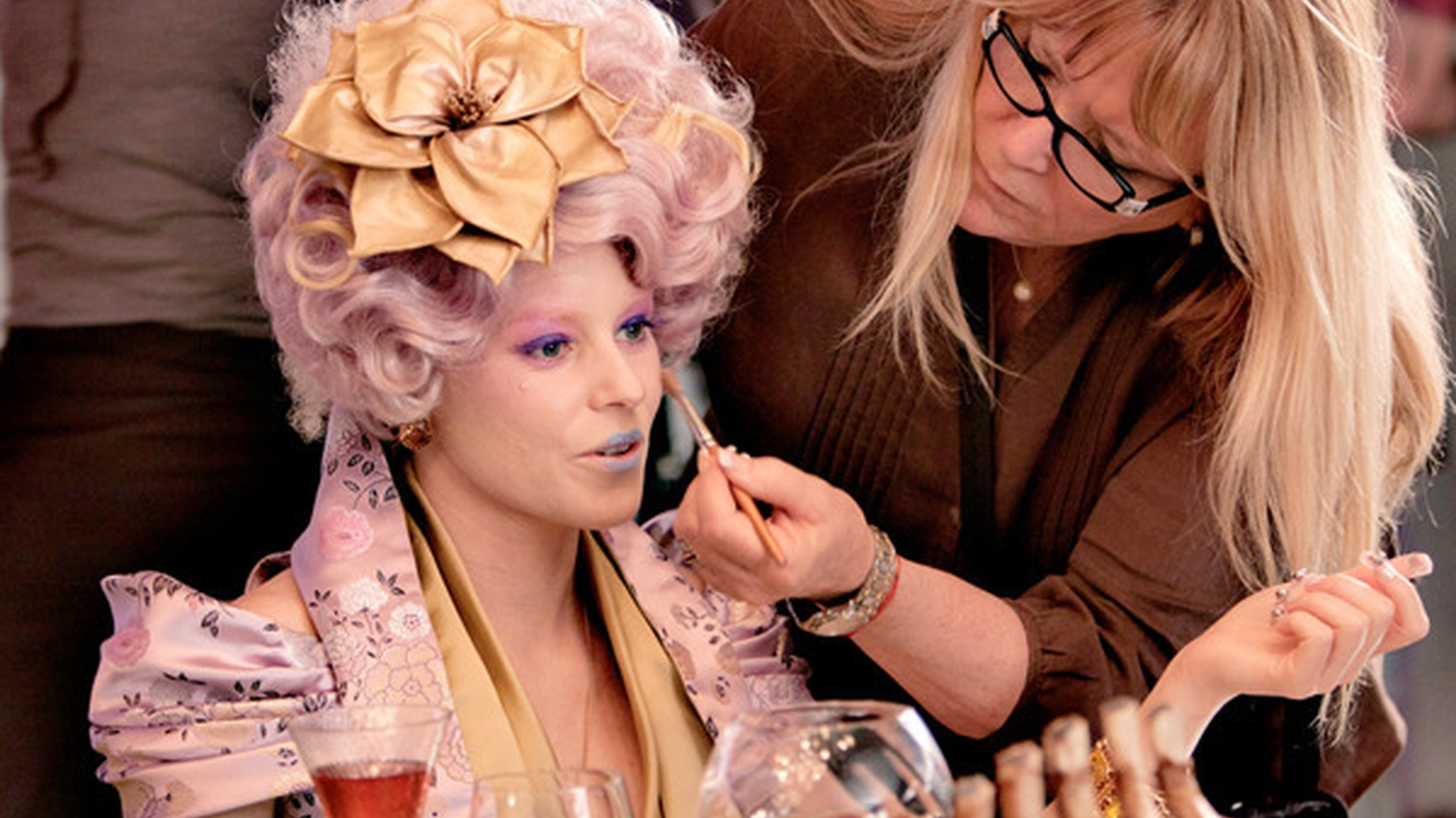 Ve Neill is director of education at the Cinema Makeup School.