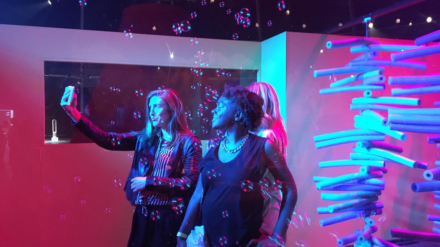 """Coming in January, you'll be able to buy tickets to the Museum of Selfies in Glendale. It's part of the trend this past year of """"made-for-Instagram"""" museums, collections of colorful sets designed for taking flattering self-portraits."""