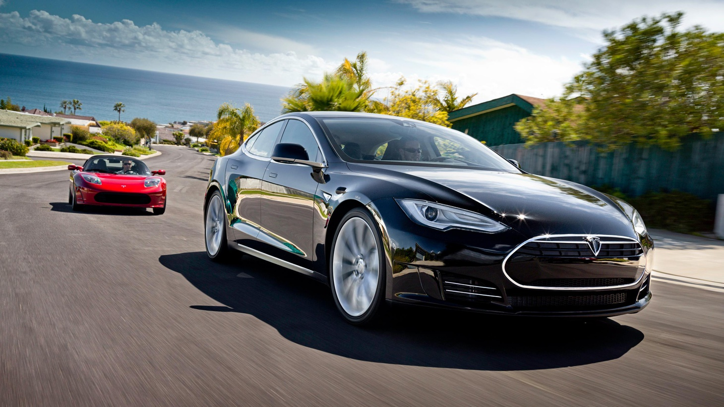 Elon Musk and Franz Von Holzhausen talk about the Tesla Model S all-electric sedan, and the challenge of creating a California car company in an age of vast global brands.