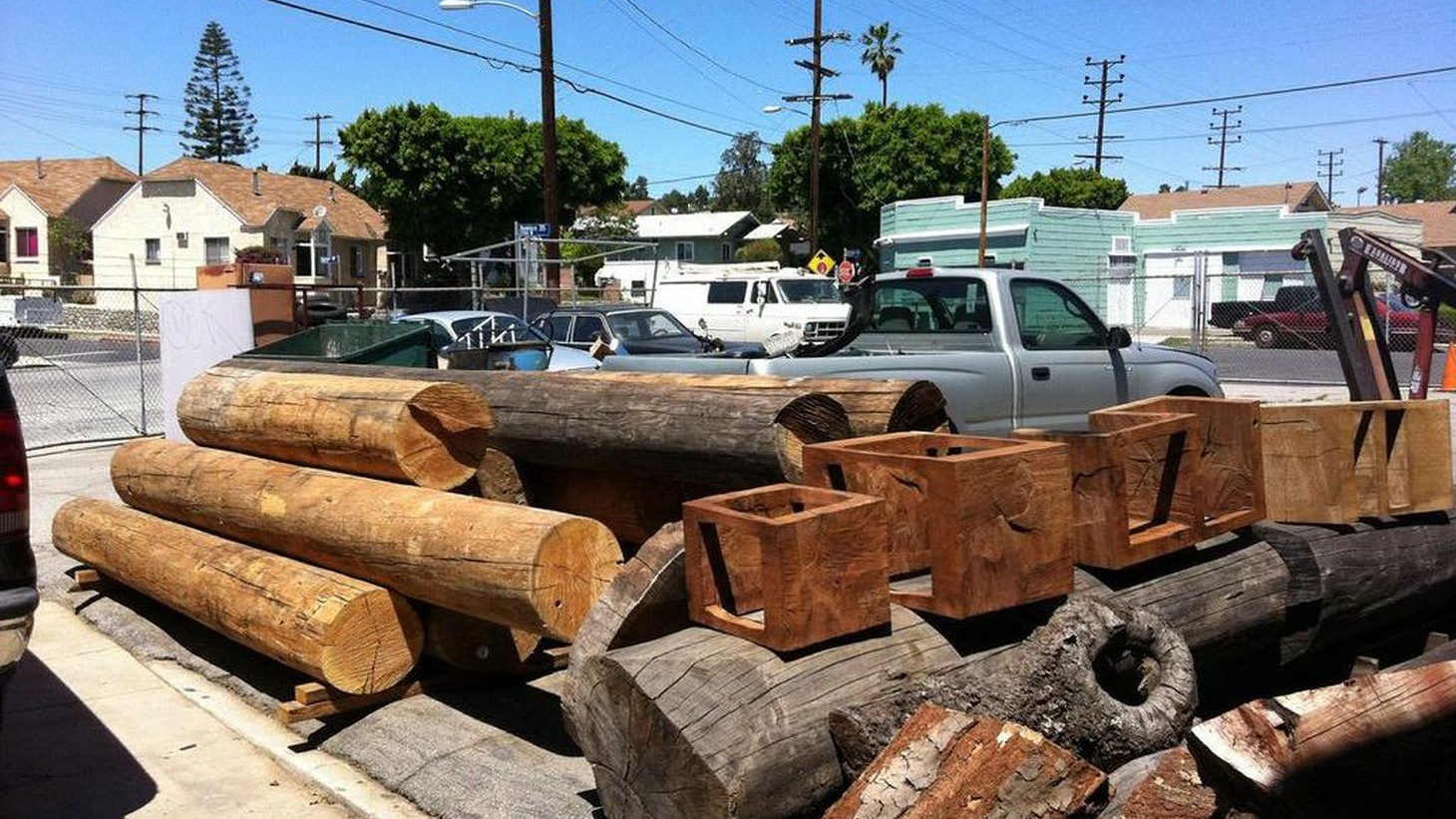 Mallery Roberts Morgan talks to Stefan Bishop about transforming wood, and his life. Doug Suisman riffs on the transformation taking place on Wilshire Boulevard.