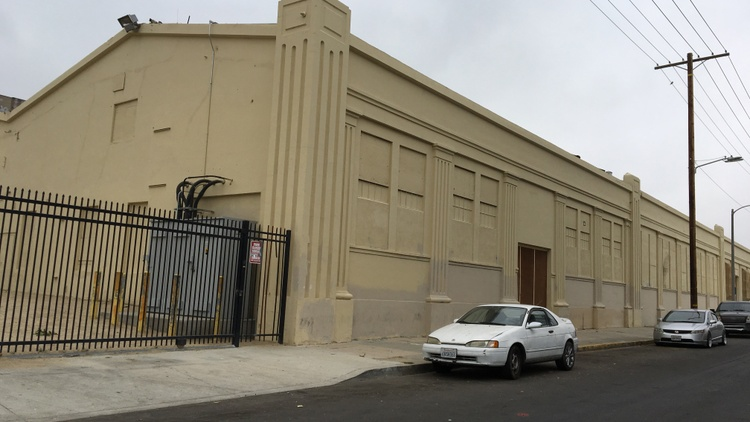 LACMA's Wilshire Boulevard complex is on the brink of a major transformation. Four of its buildings are said to be falling apart and are set to be demolished.