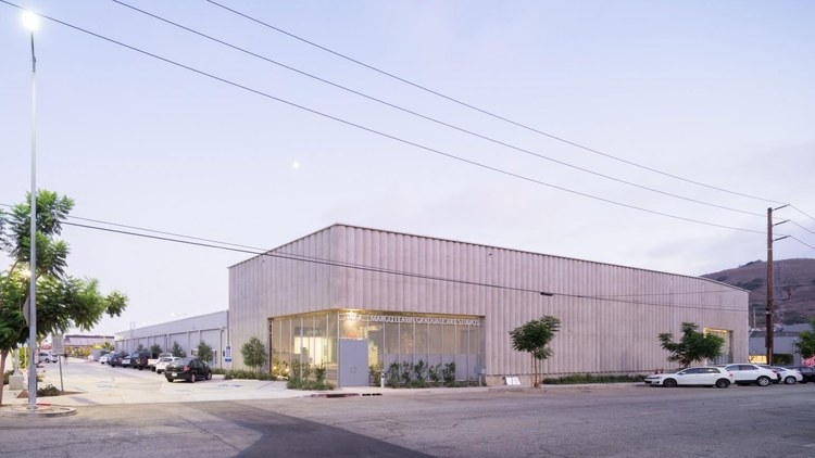 Johnston Marklee bring 'decorum' to Hayden Tract with UCLA's graduate art studios