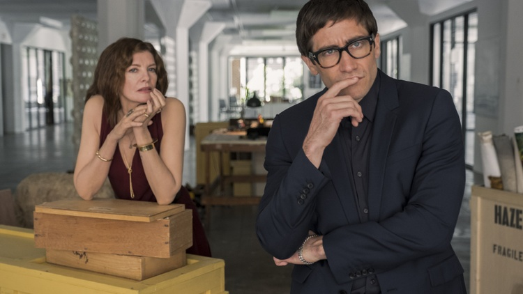 """Velvet Buzzsaw"" is a new thriller that takes on the contemporary art world with blood, gore and parody."