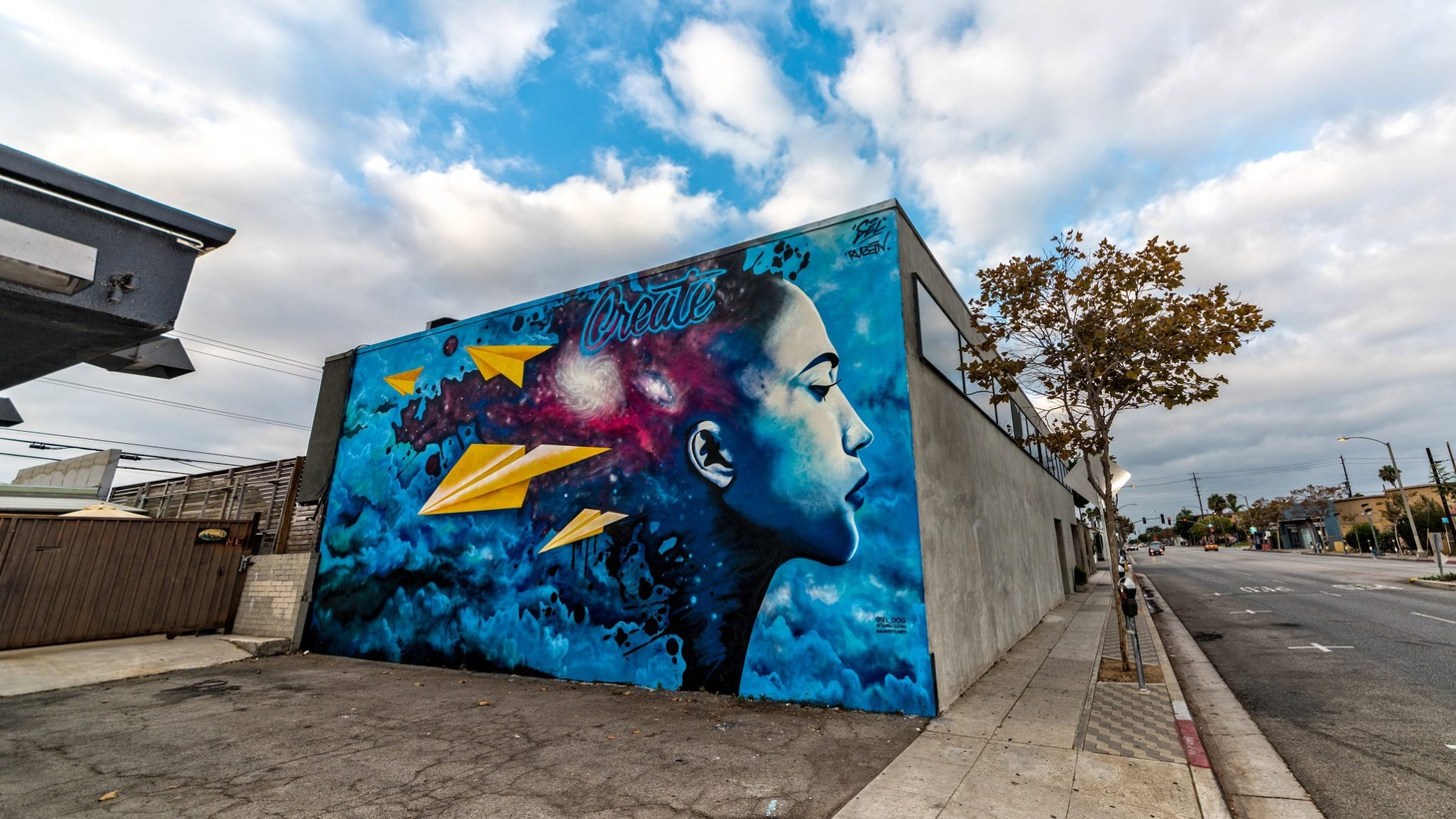 "Los Angeles is seeing an explosion of murals. Would you like to paint one? Hear about the movement to ""Beautify Earth."""