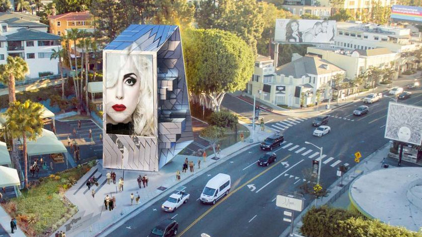 Do you hate digital billboards? A lot of people do, and so the City of West Hollywood, in a bid to create a lovable digital billboard on a site it owns on the Sunset Strip, has created a design competition for ideas.