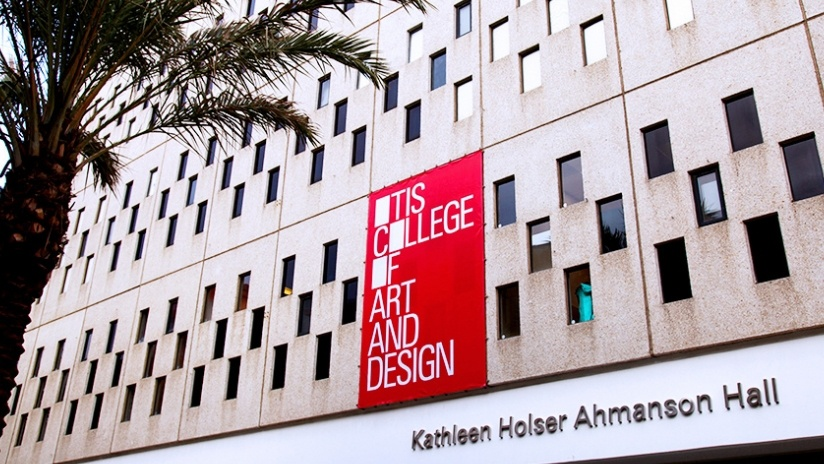 Otis College of Art and Design was founded in 1918, but it's been renamed and rebranded several times.
