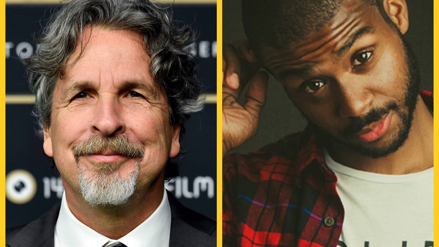 Justin is joined by Green Book director and writer, Peter Farrelly, and Kris Bowers, the film's composer.