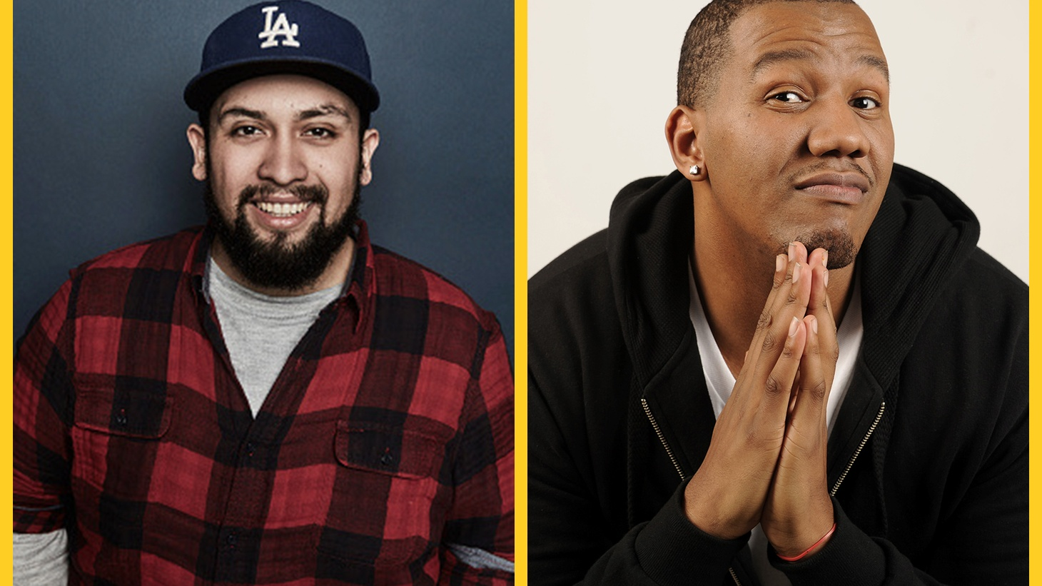 Writers Marvin Lemus and Travon Free solve the world's problems. Or, maybe they don't? Plus, Kanye West, black celebrity, and why Dia de los Muertos is not a Halloween costume.