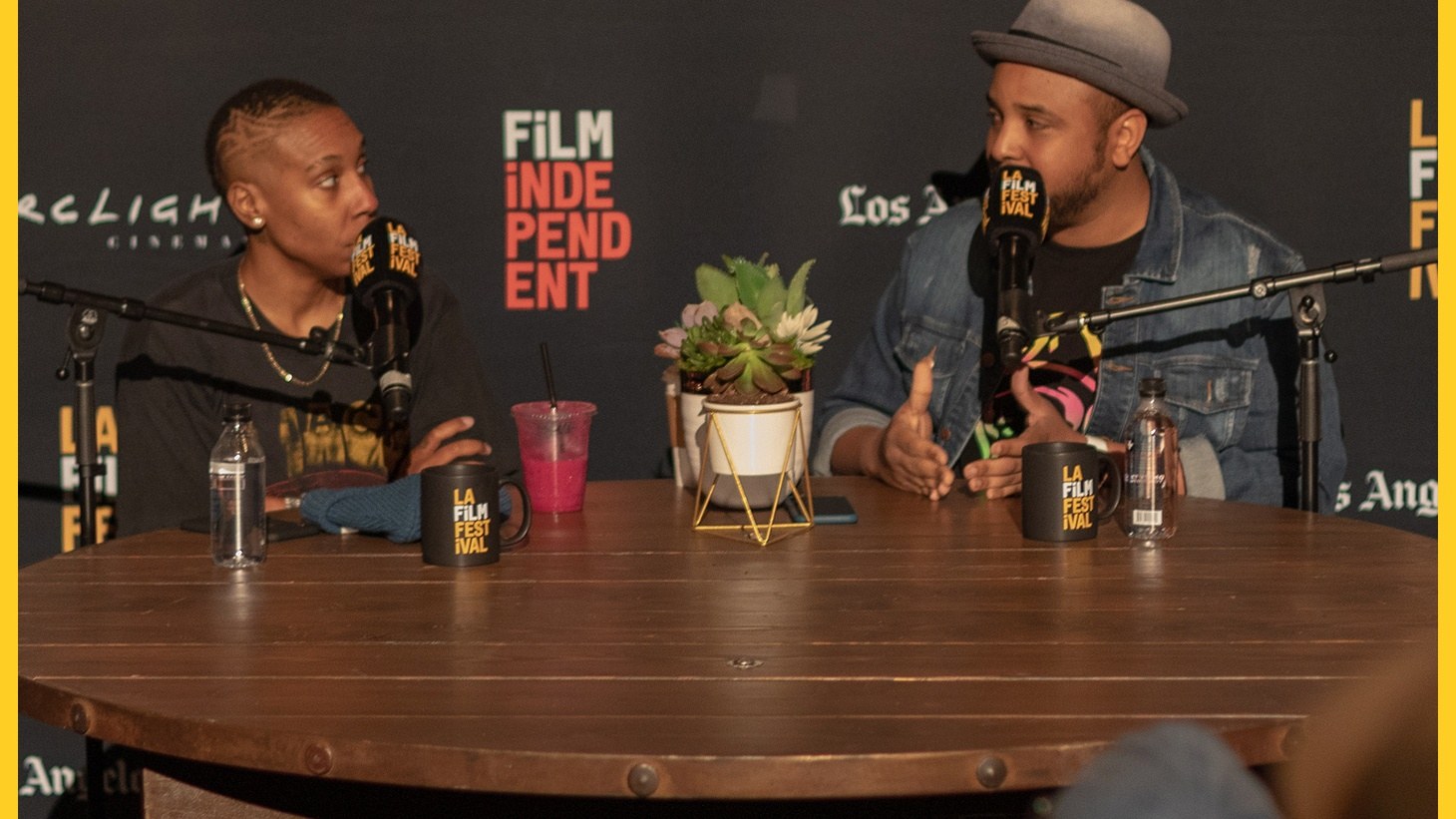 Lena Waithe is an actress and producer, but always a writer first. The Emmy-winner returns to talk about her projects in development (Queen and Slim, Twenties, Them), her creative process, and how she stays hungry.
