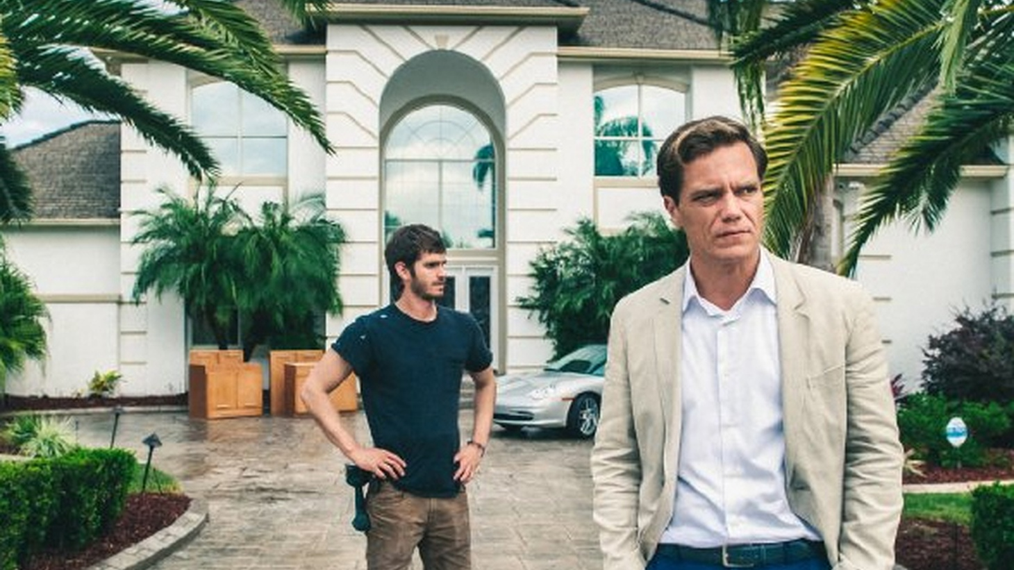 99 Homes is a relatively small, tough-minded drama about pitiless people doing unprincipled things. And it turns out to be one of the most interesting, elegantly crafted and improbably entertaining films to come along in quite a while.