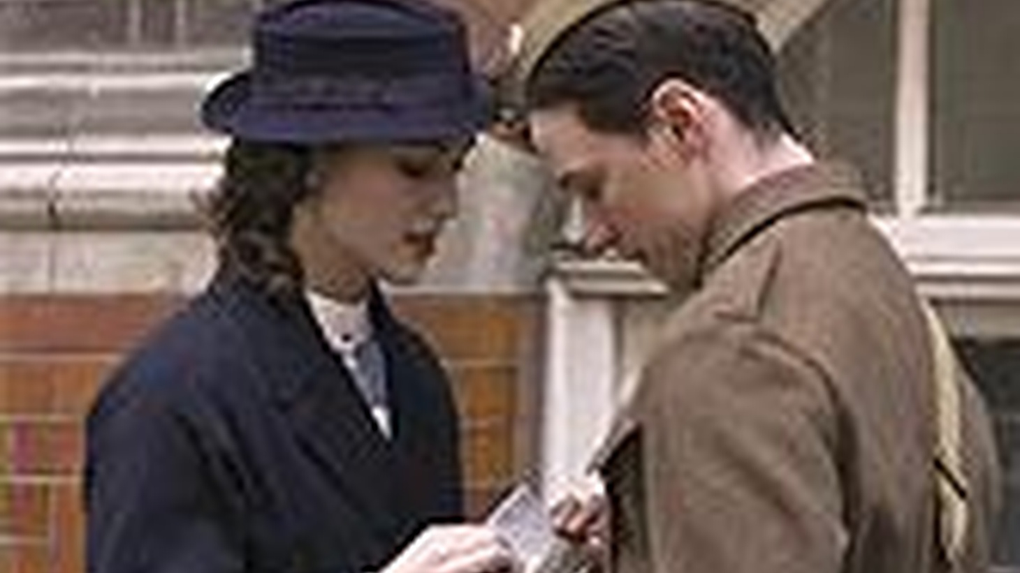 Joe Morgenstern, film critic for the Wall Street Journal, reviews Atonement.