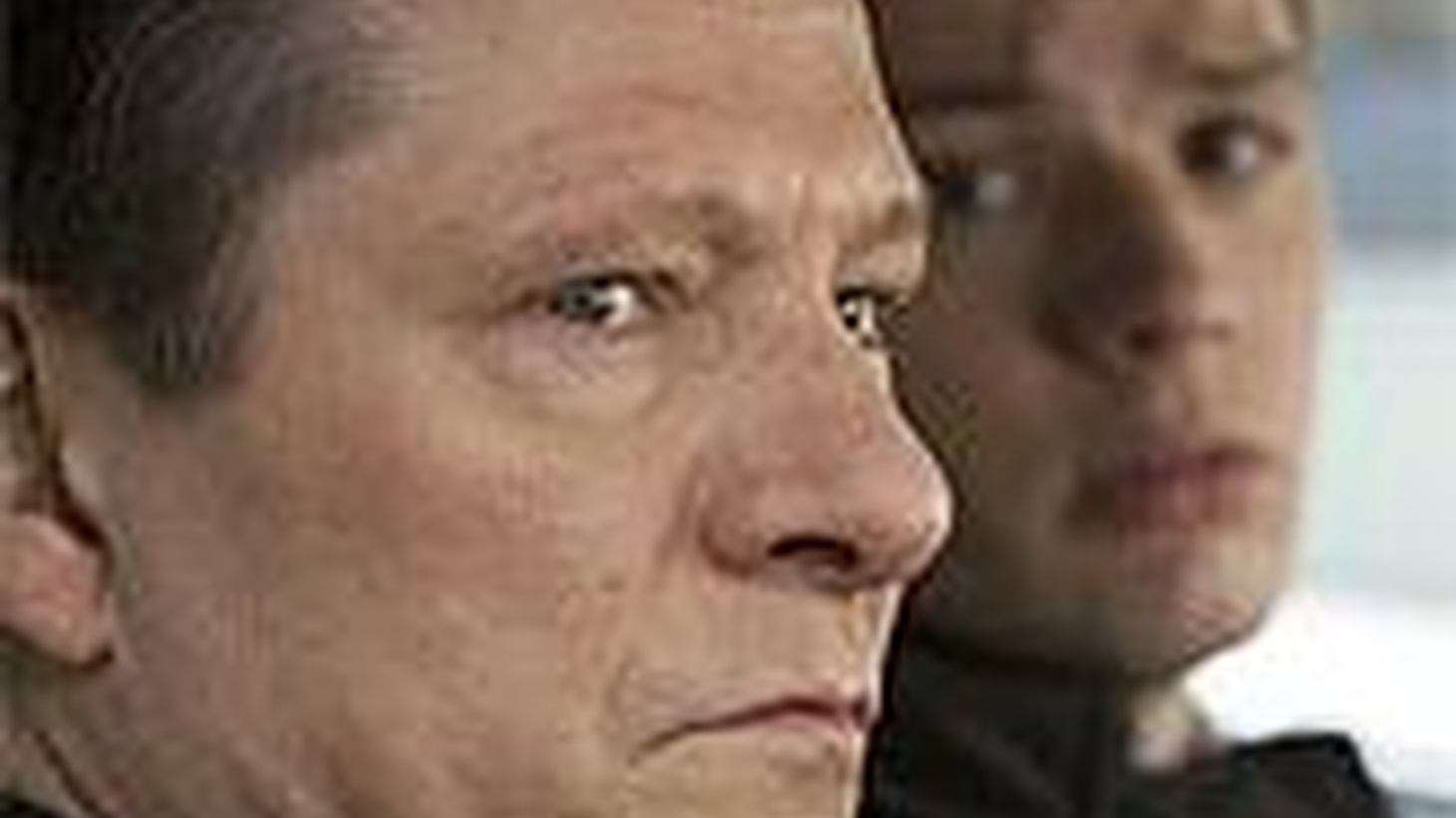 """Chris Cooper has a face that could slow a clock. In the happiest of times his expressions range, at a measured pace, from thoughtful through meditative to mournful. In Billy Ray's thriller """"Breach,"""" he's got very little to be happy about. He plays Robert Hanssen, a tortured and devious FBI agent who was a spy for the Soviet Union. Hanssen was arrested in 2001, and won the dubious distinction of being the most notorious turncoat in the bureau's history. The movie is serious, intelligent, intentionally claustrophobic and awfully somber - you may remember it in black and white, though it was shot in color (by the masterful Tak Fujimoto). But you'll remember Cooper's performance for exactly what it is, an uncompromising study in the gradual decay of a soul."""