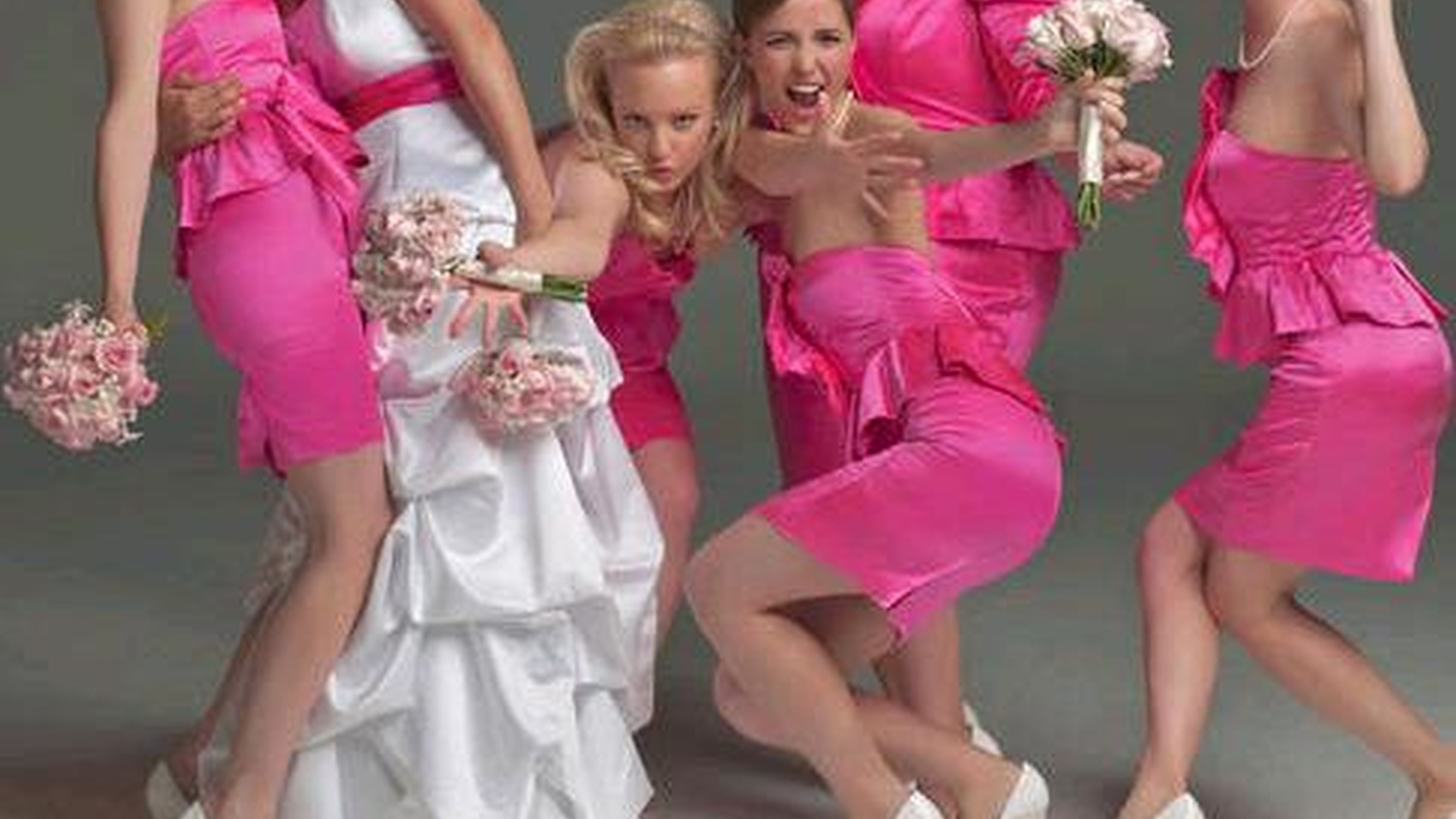 If Bridesmaids is only a chick flick, then call me a chick...