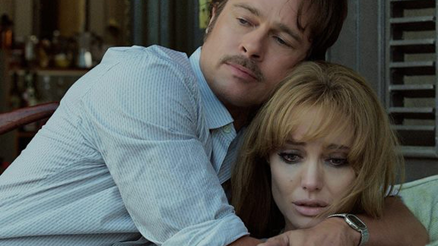 WEB EXCLUSIVE: By the Sea takes place sometime during the mid-1970's in a coastal village in the south of France.