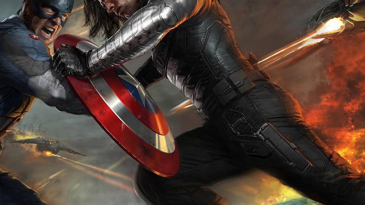 """With """"Captain America: The Winter Soldier"""" Marvel has won a rebirth trifecta..."""