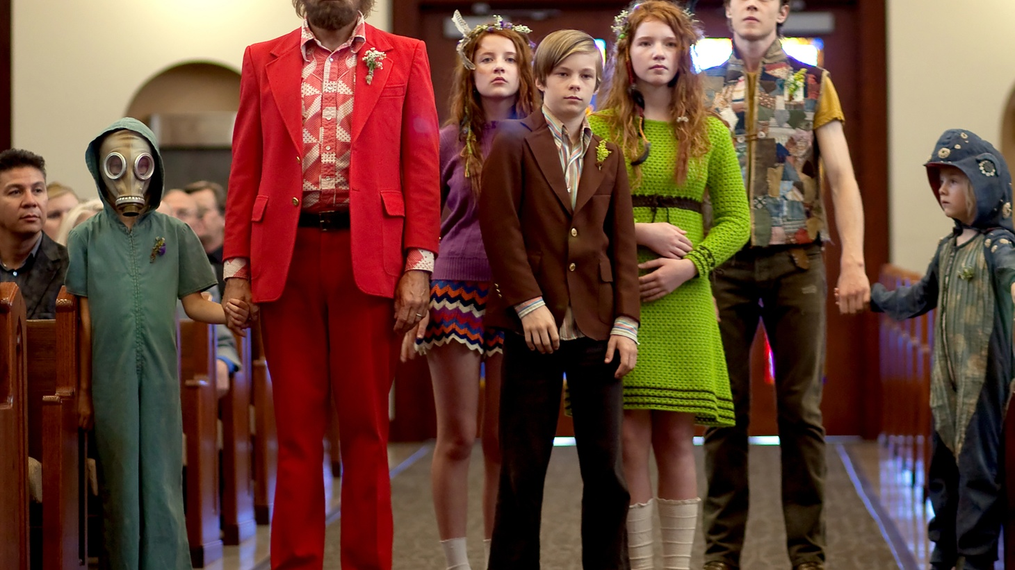 Captain Fantastic is a terrifically accomplished and enjoyable film about a singular household.