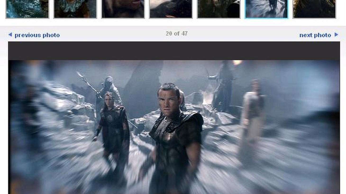 A few more 3-D spectacles like Clash of the Titans and audiences will be clamoring for 2-D...