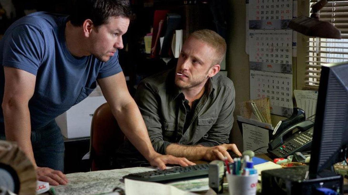 Joe Morgenstern reviews Contraband, a breakneck English-language remake of the Icelandic thriller, Reykjavkik-Rotterdam.