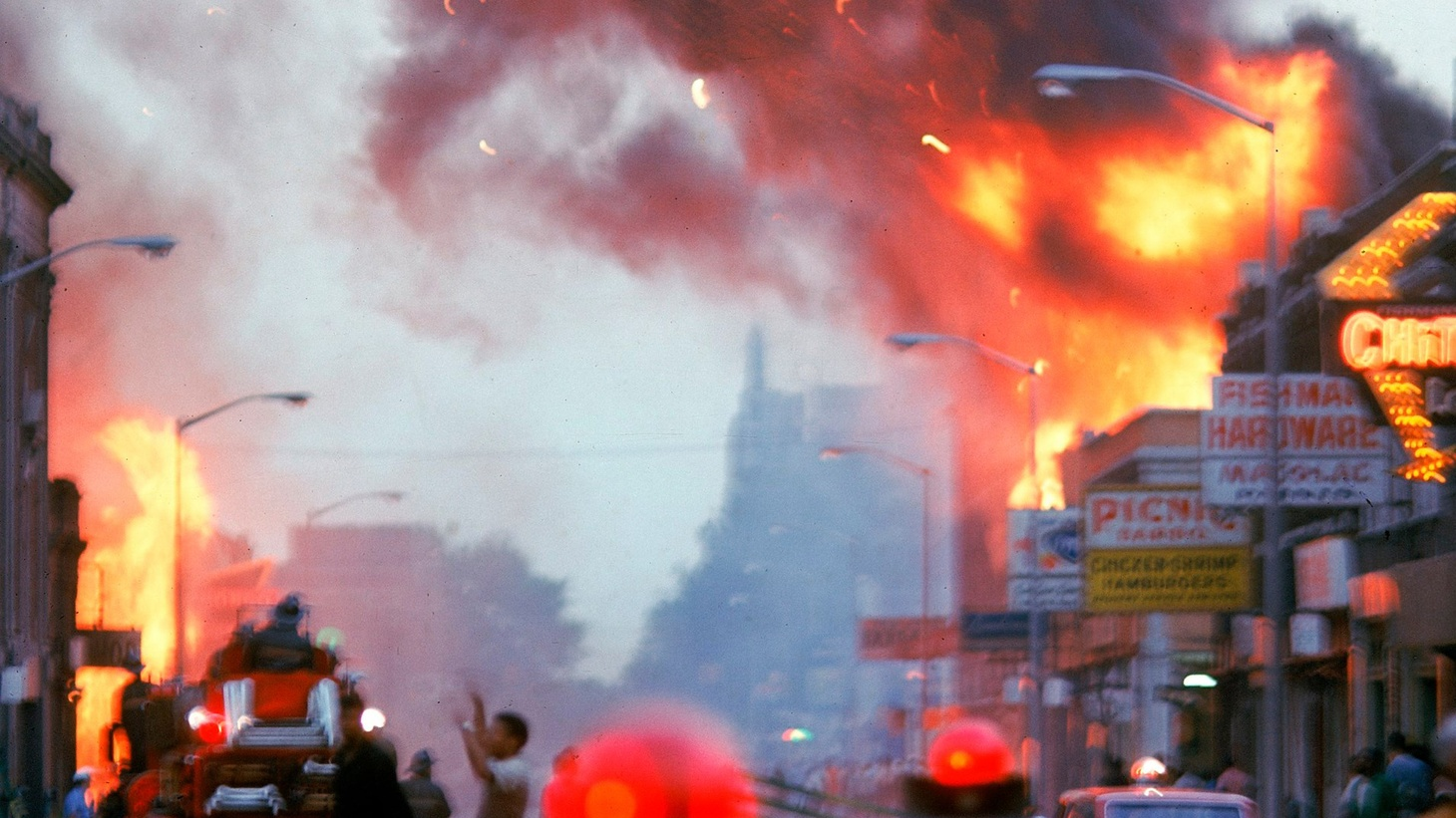Detroit is Kathryn Bigelow's incendiary evocation of the riots that convulsed the Motor City 50 years ago this week.