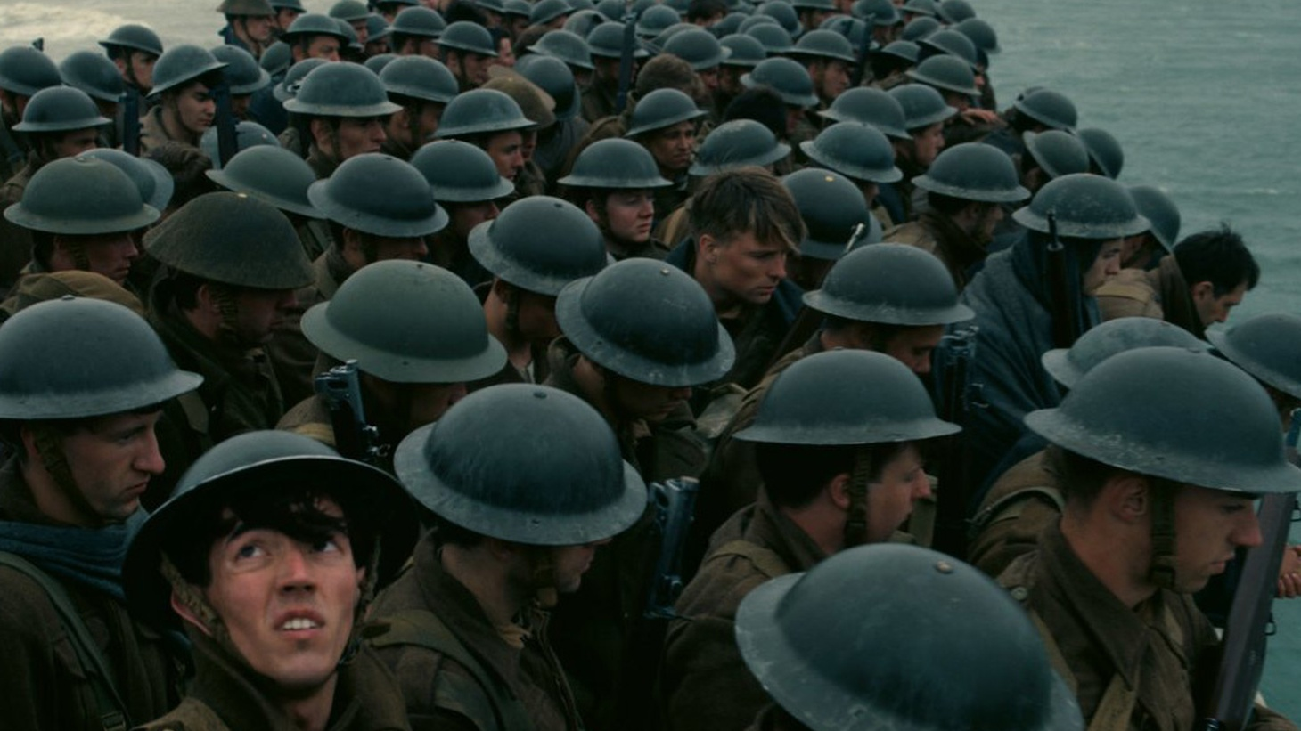 Christopher Nolan's Dunkirk is an astonishing evocation of a crucial event during the first year of World War II. It's something new in the annals of war films — an intimate epic.