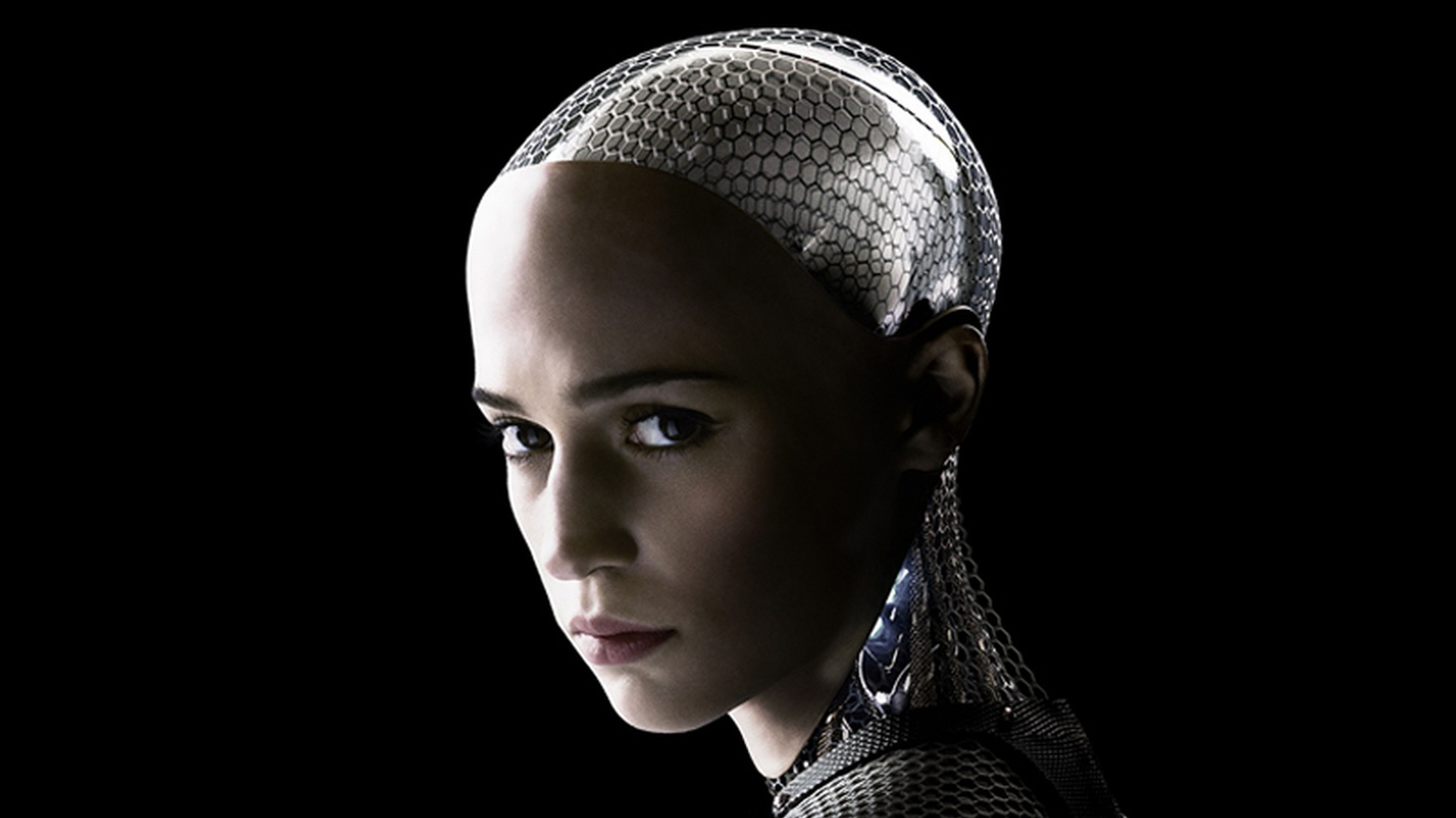 Alex Garland's Ex Machina is an elegant sci-fi fantasy about artificial intelligence.