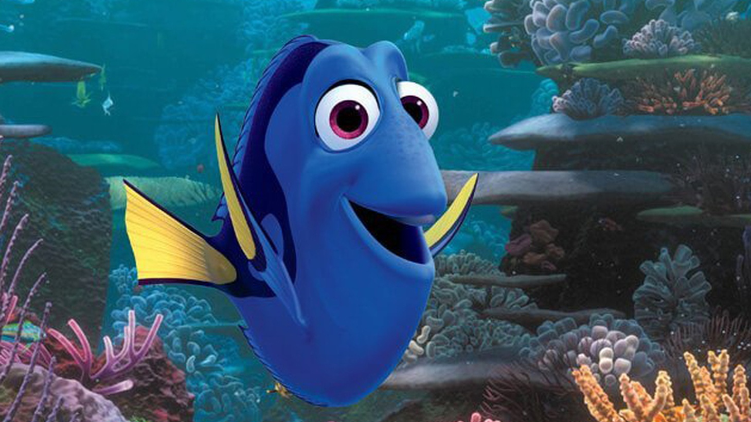 Finding Dory can be touching, sweet and tender, but it's preposterously and terrifically funny.