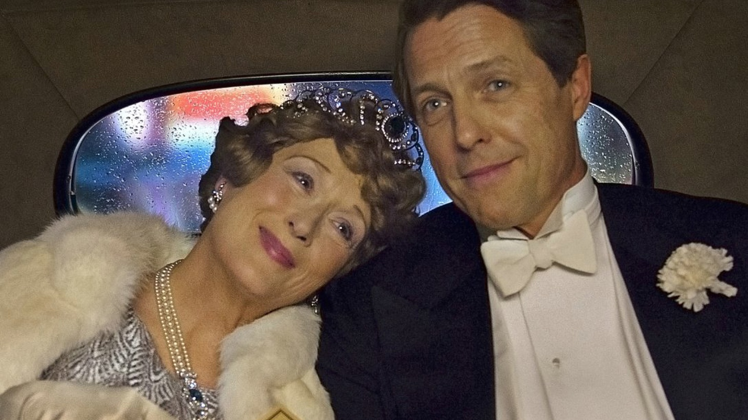 It's not exactly breaking news, but Meryl Streep is remarkable, and her latest showcase isFlorence Foster Jenkins.