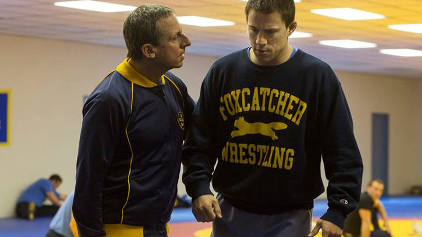 Foxcatcher is an enthralling enigma of a movie.
