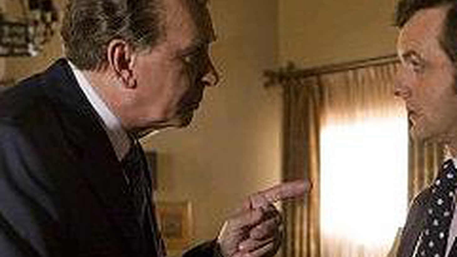 Frost/Nixon is a spellbinding film version of Peter Morgan's play, about the 1977 televised confrontation between the English talk-show host, David Frost, and the former president who had resigned in disgrace three years before…