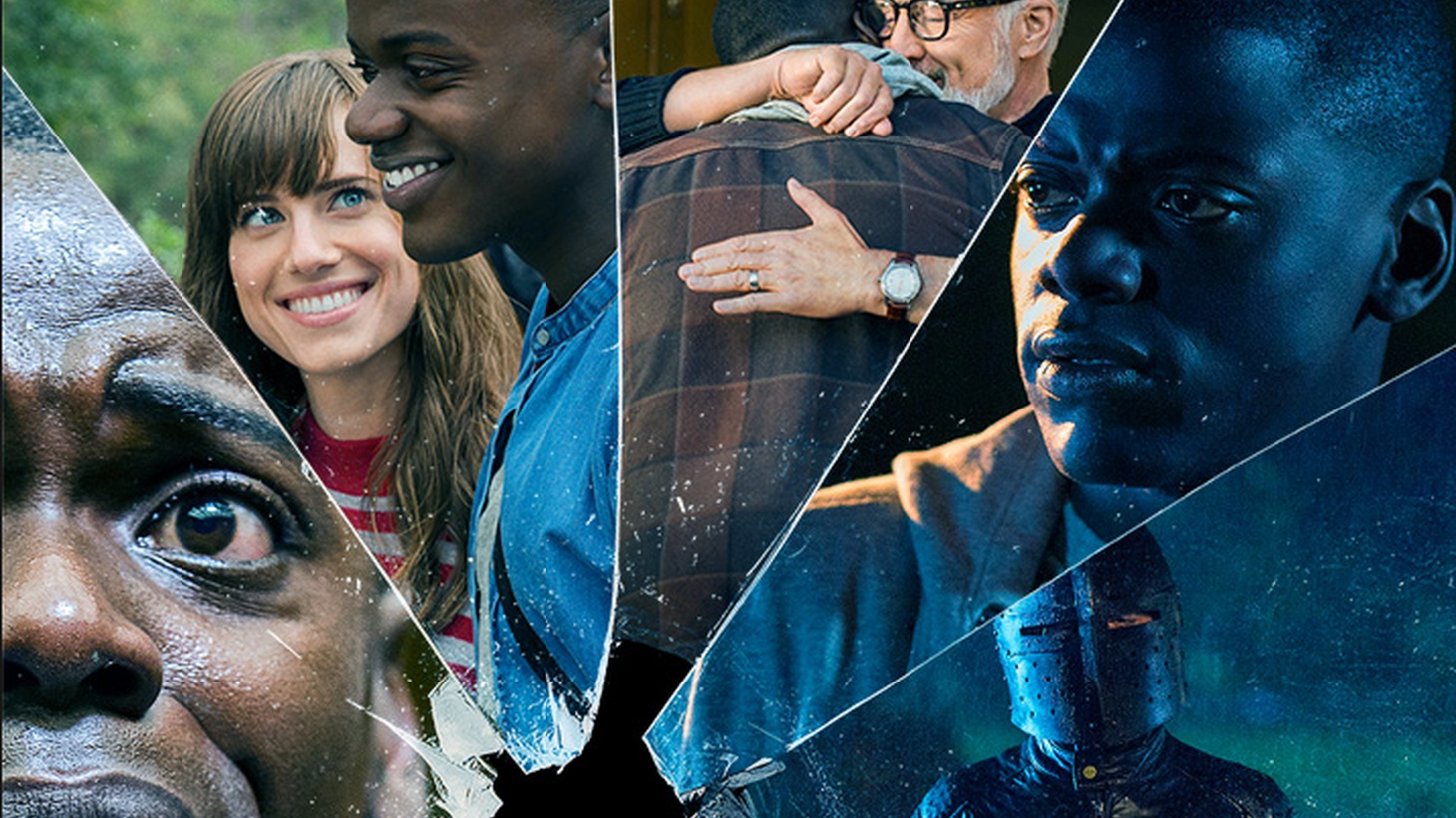 There's a terrific horror flick opening this week. Jordan Peele's debut feature scrupulously honors the genre's conventions. Get Out never strays from the path of entertainment, yet the horrors of racism lurk in every gleefully lurid frame.