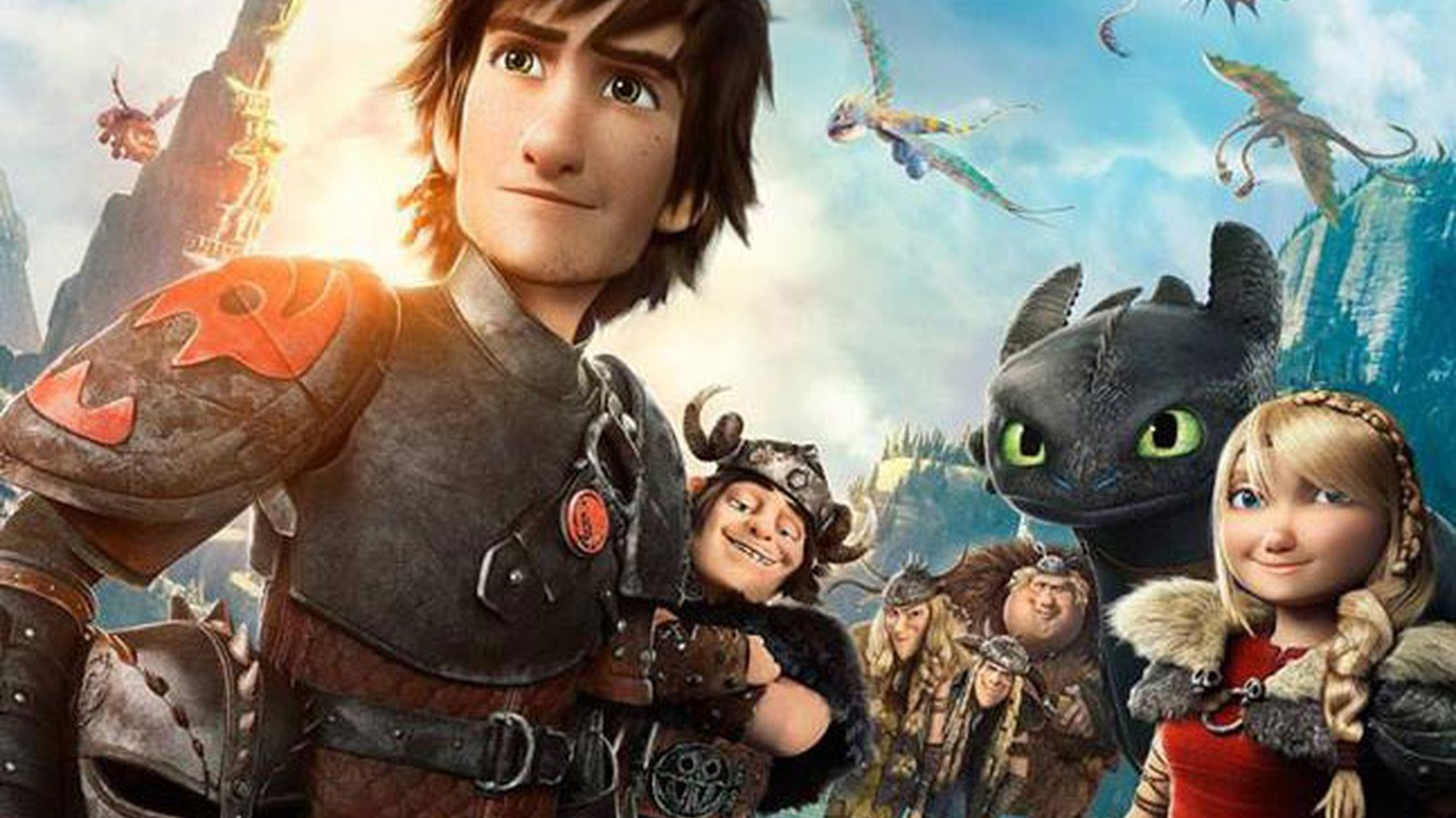 How to Train Your Dragon 2 is a movie the world needs. This sequel is gleeful and smart, funny and serious...