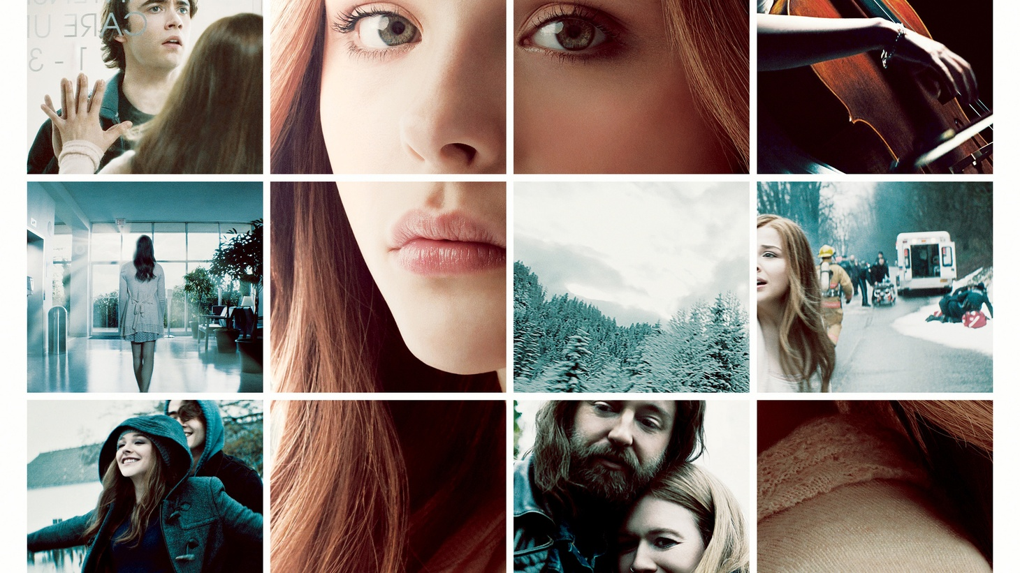 Joe Morgenstern reviews the new Chloe Grace Moretz film If I Stay, and the new comedy The Trip to Italy from Steve Coogan and Rob Brydon.
