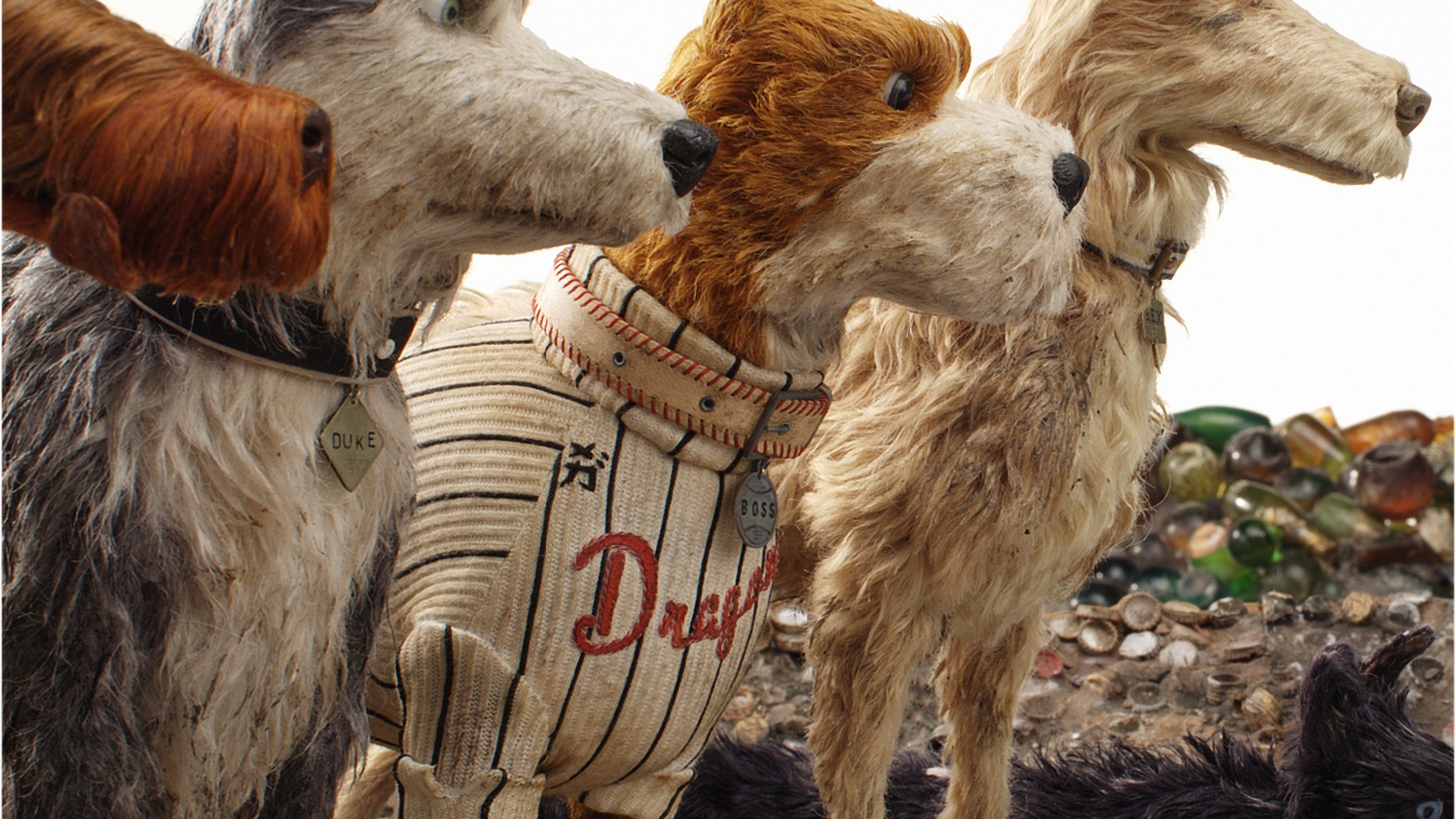 """Isle of Dogs"" is clever, funny, startlingly beautiful, politically acute and surprisingly heartfelt."