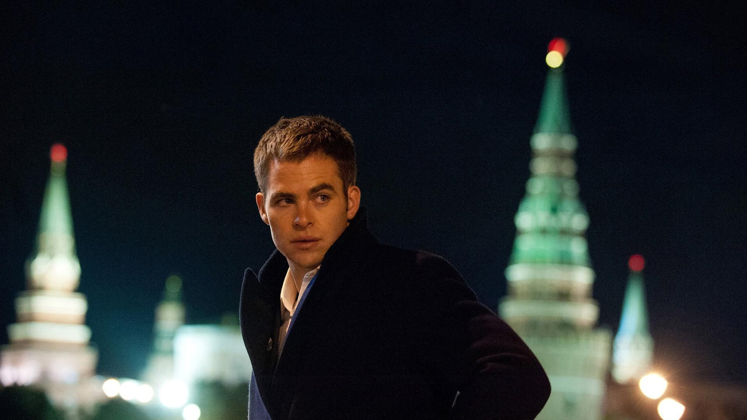 Jack Ryan: Shadow Recruit is loosely based on the Tom Clancy canon...