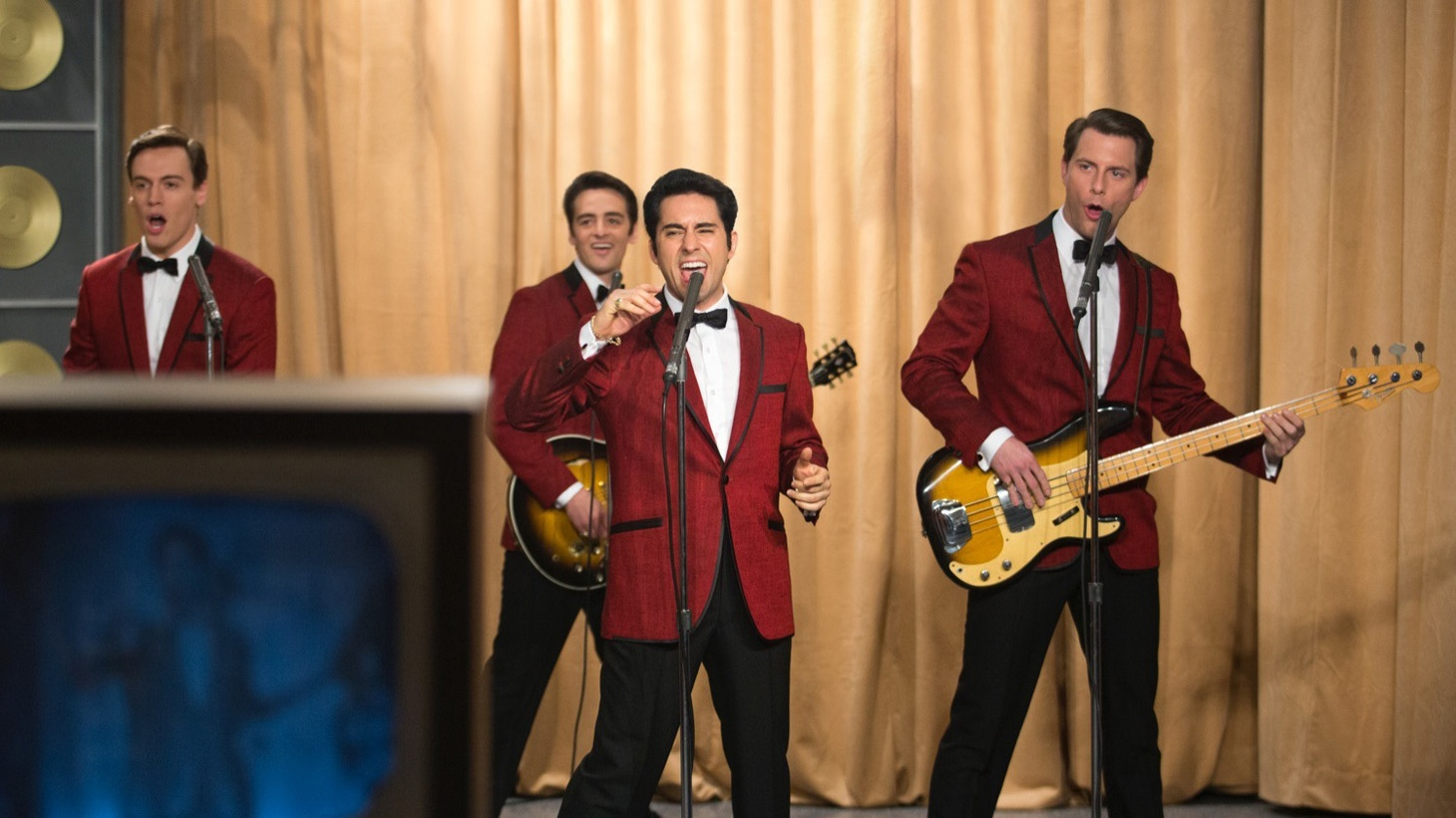 In Clint Eastwood's film version of Jersey Boys, the first signs of trouble come in the opening scene...