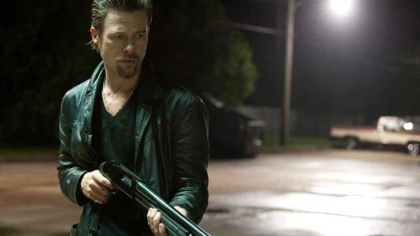 """As a gangster thriller, """"Killing Then Softly"""" is long on violence and short on thrills, but it does present a mystery..."""