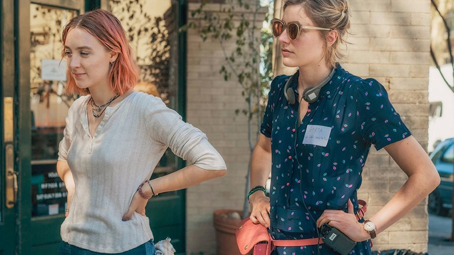 Greta Gerwig is one of the pre-eminent actors of our time, and fine actors often make good directors. And she's no stranger to the art of the screenplay.
