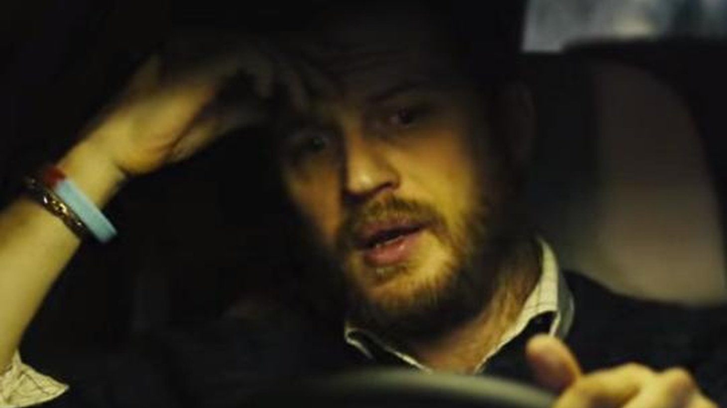 "What makes the drama ""Locke"" so powerful is the quality of the writing."