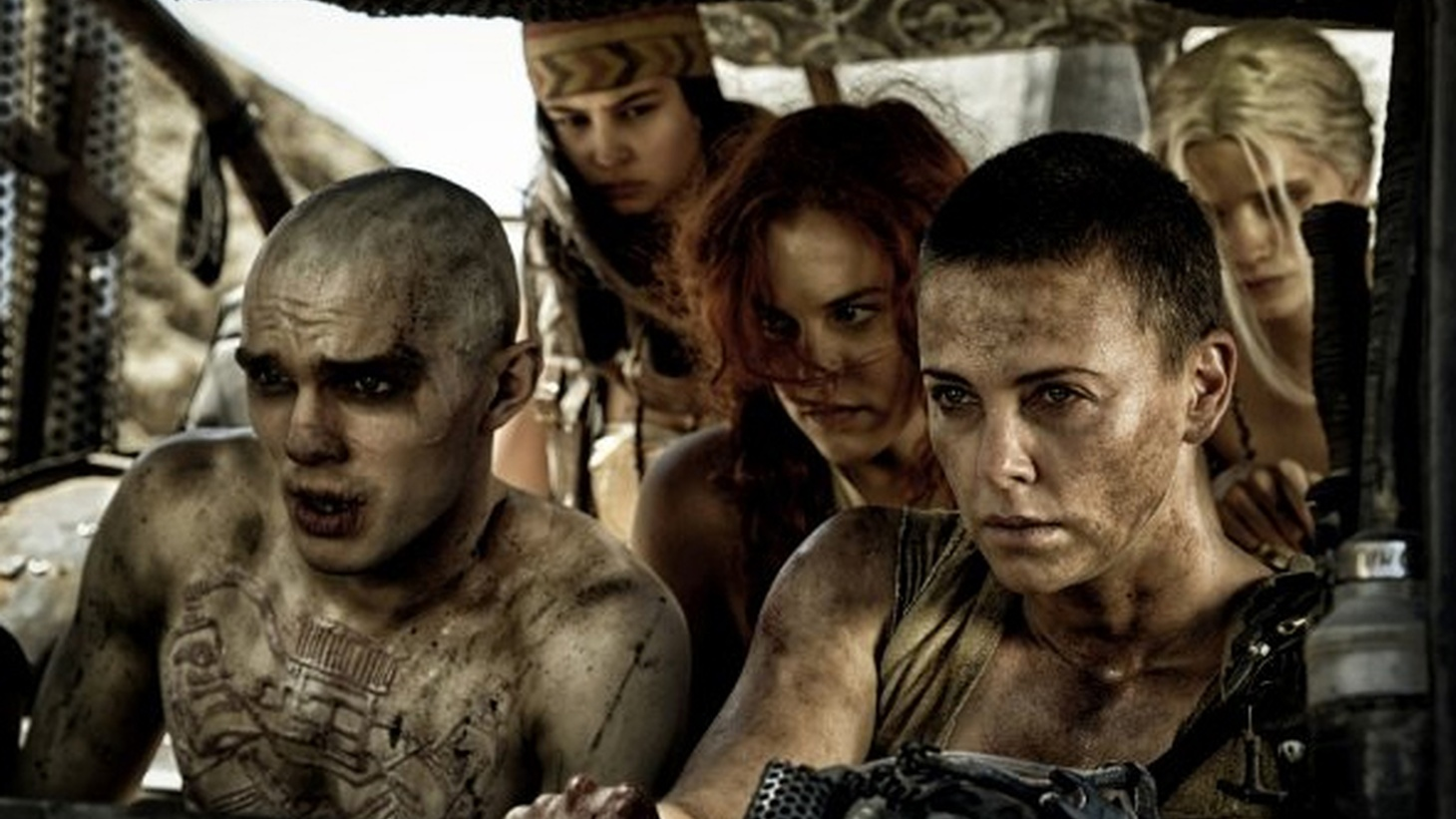 George Miller, whose Mad Max gave the movie medium a new genre almost four decades ago, is back with Mad Max: Fury Road.