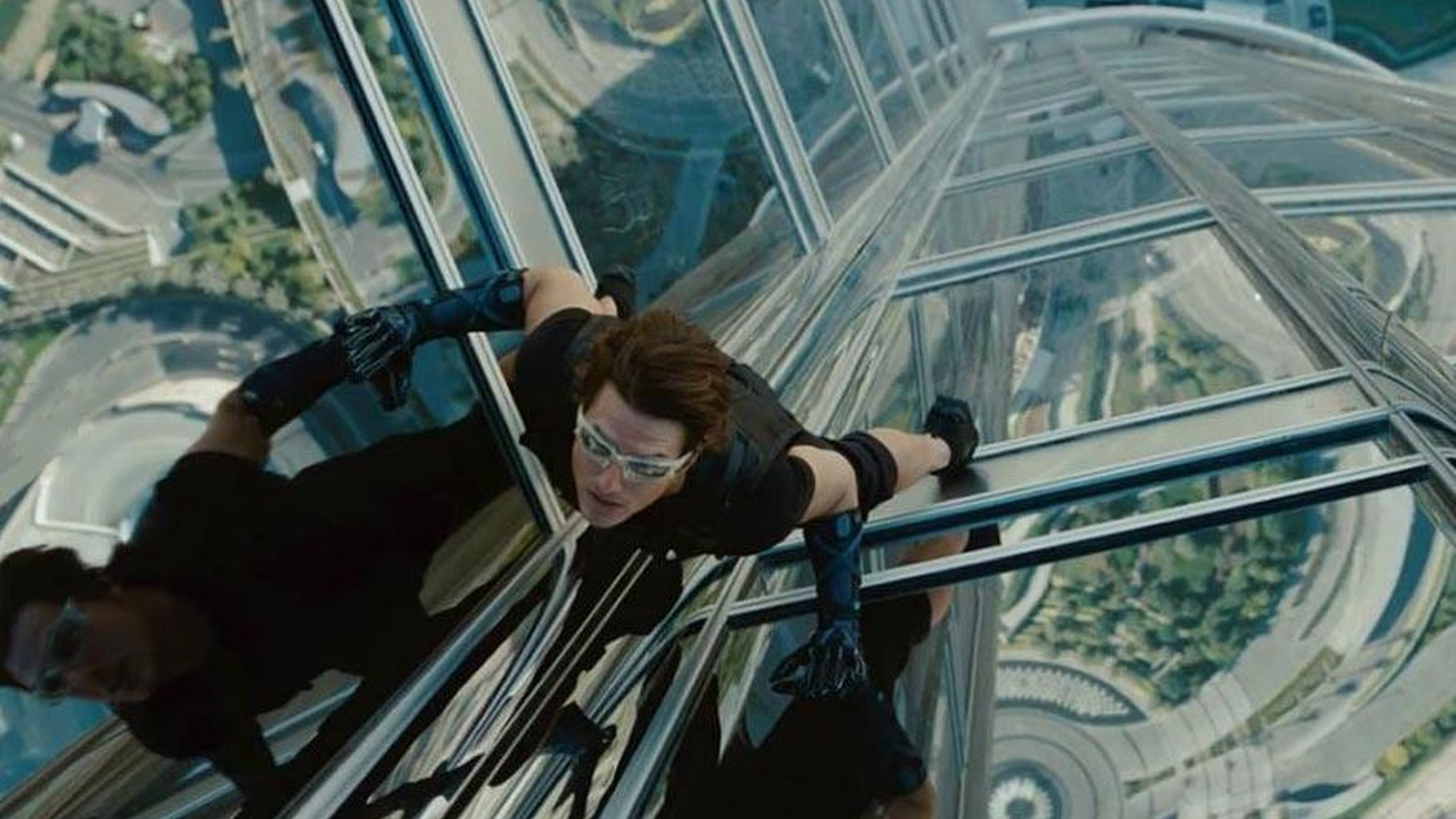 """Joe Morgenstern on the latest installment of Mission Impossible with its """"impossibly magical gadgets and gizmos"""" and a schizoid attitude toward technology that..."""