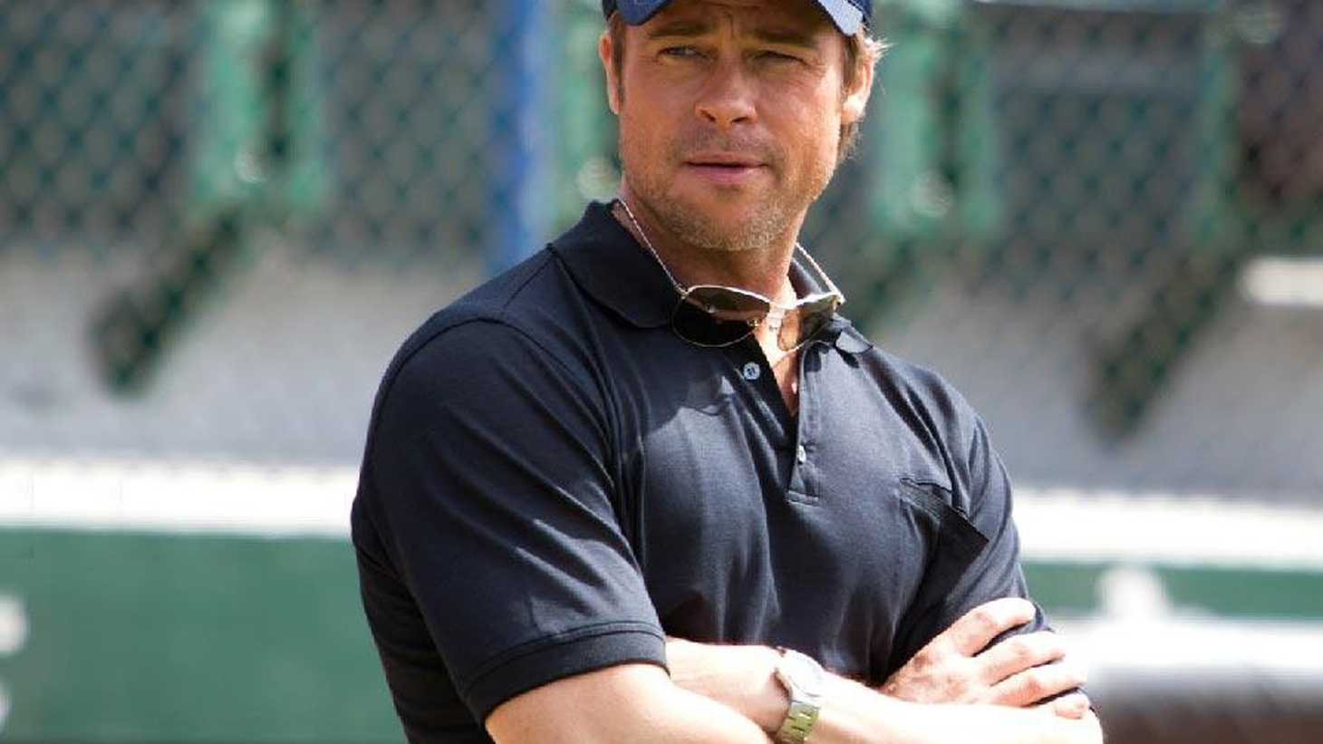 The context of Moneyball is runaway commerce. The subtext is statistics… Never, until now, have statistics added up to such electrifying entertainment…