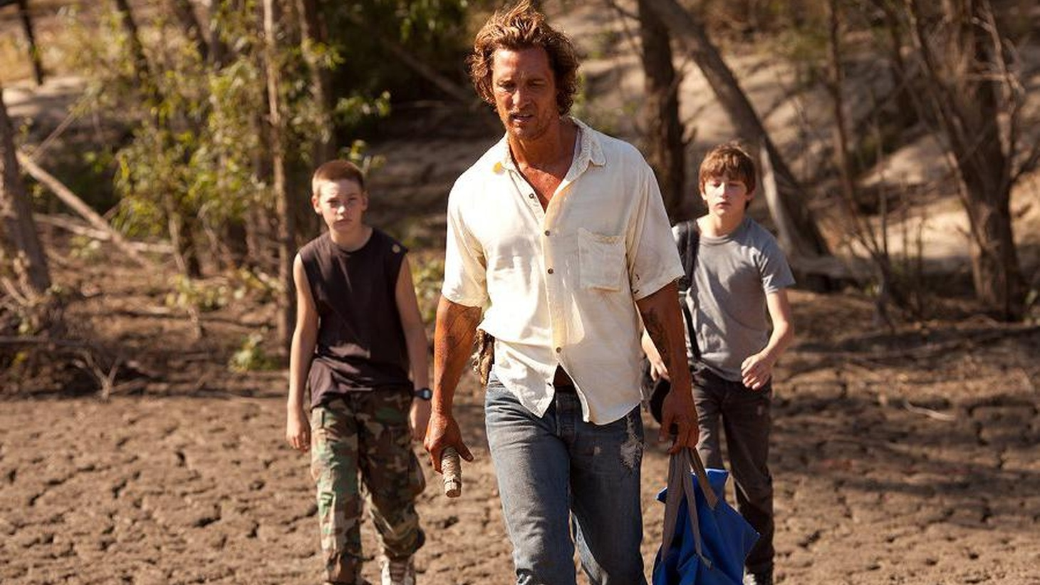 """Mud,"" the third feature by Jeff Nichols, is a model of what an independent feature can be, starting with the homely grabber of a title."