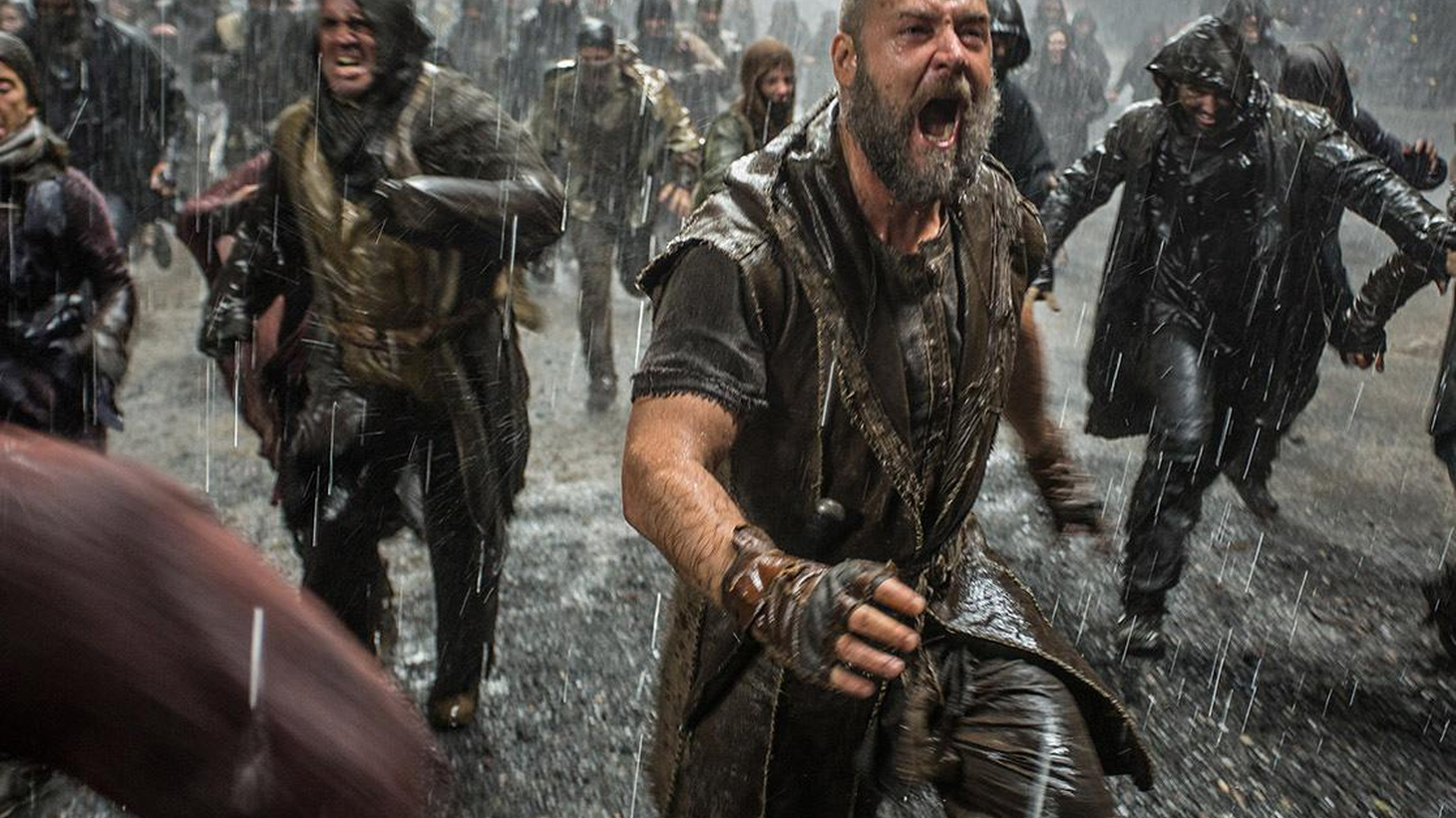 """Darren Aronofsky's """"Noah"""" is a daring venture in mainstream entertainment, and it's pretty terrific for the most part."""