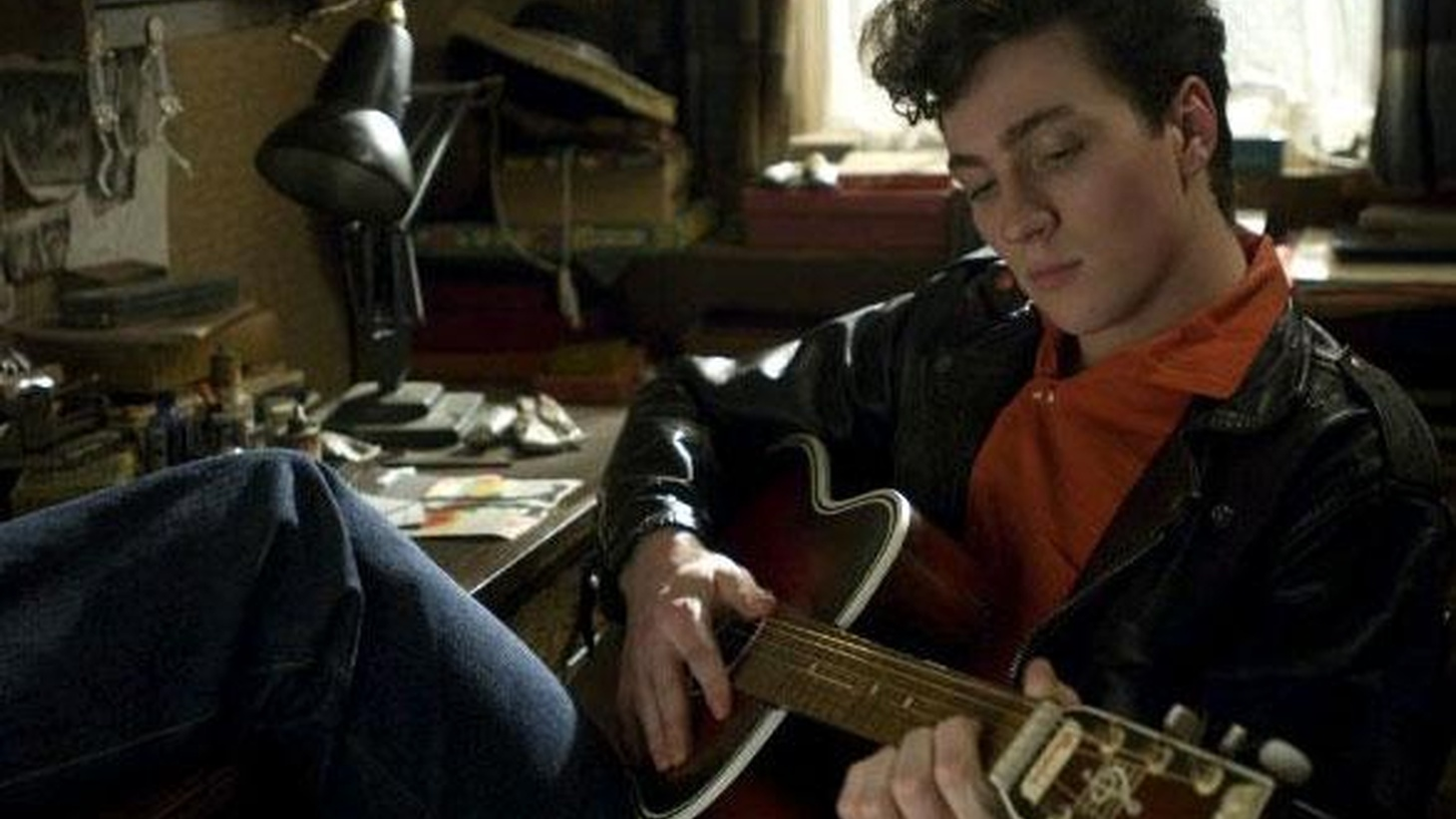 Nowhere Boy is a dramatized account of the young John Lennon -- who would have turned 70 tomorrow. It's a modest film, and an enjoyable one... 