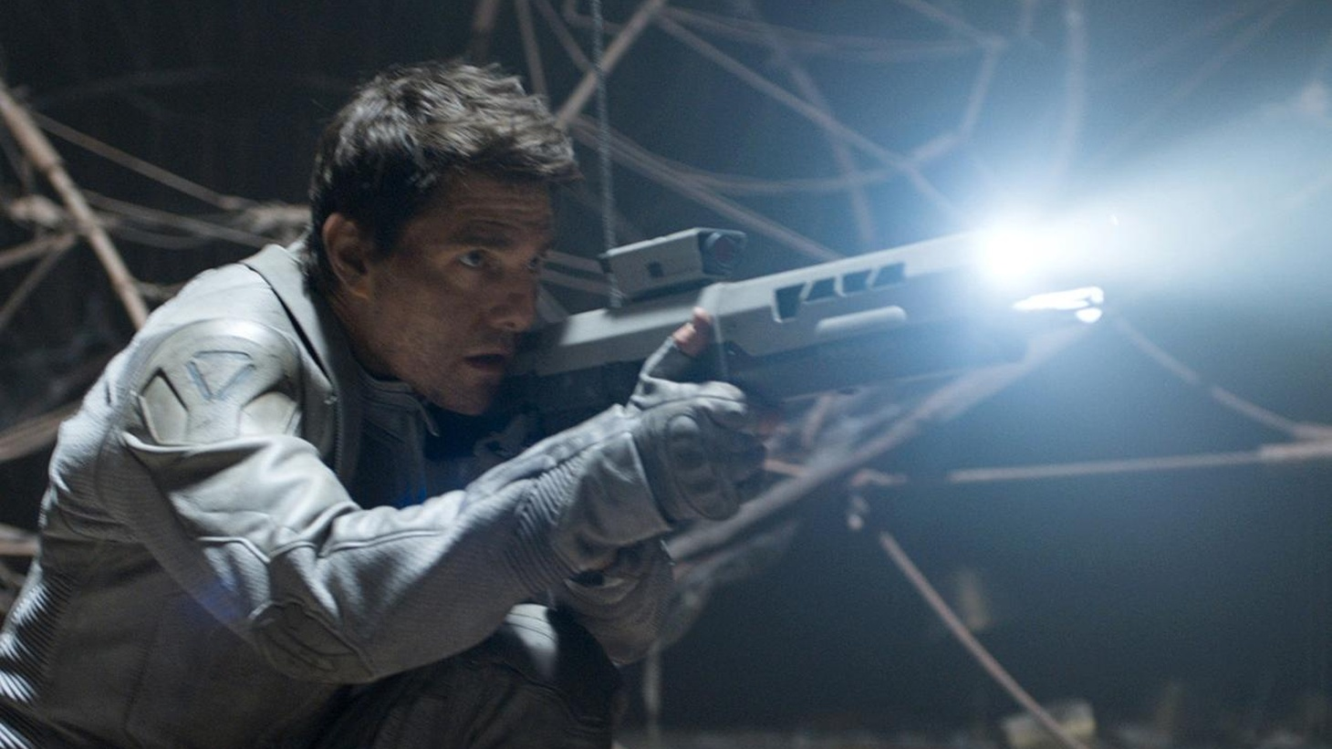 """""""Oblivion"""" is the new sci-fi adventure starring Tom Cruise."""