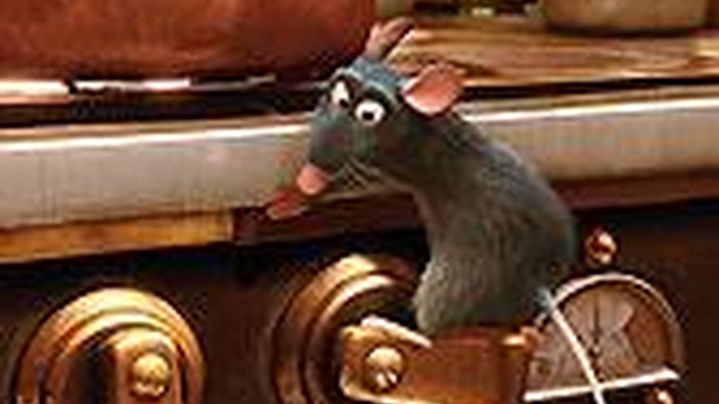 """The French have a word to describe Ratatouille, the tale of a provincial rat named Remy who becomes a great Parisian chef. The word is """"génial."""" Not genial as in cheerful, though Pixar's latest animated feature is certainly that, but génial with an accent, as in brilliant, or inspired..."""