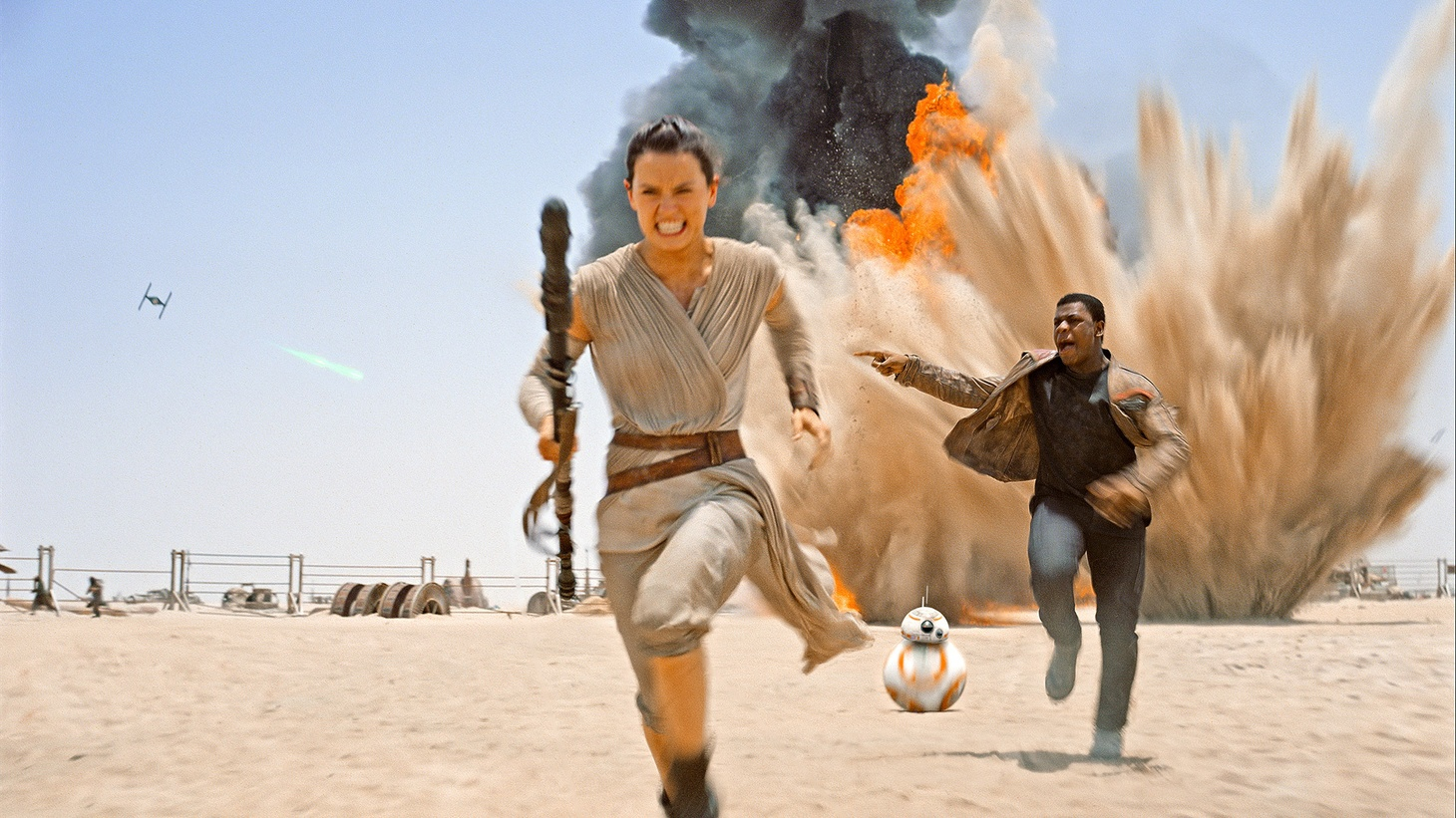 The Star Wars franchise has roared back with full force.