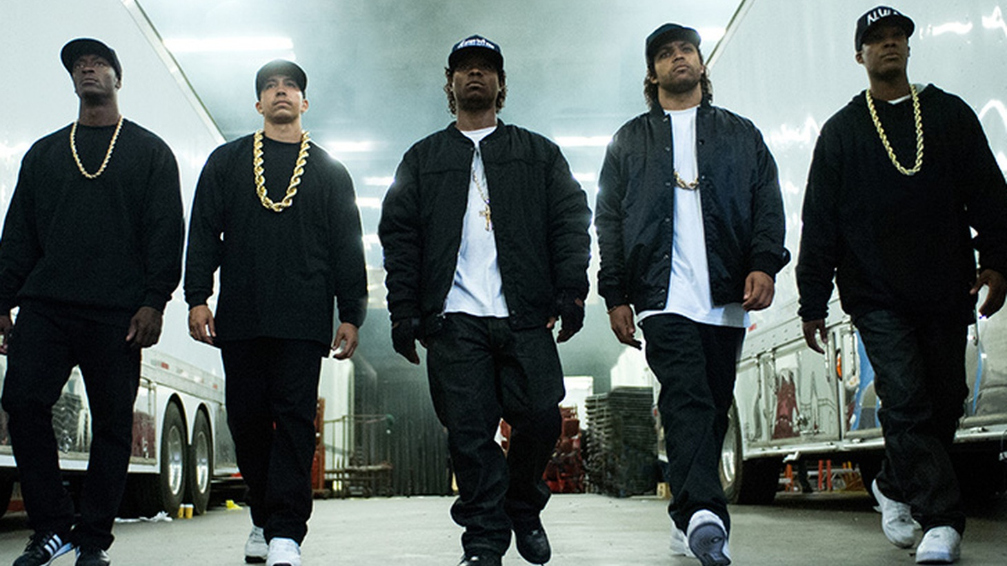 Straight Outta Compton is notable for its omissions as well as its strengths, but that shouldn't be surprising.