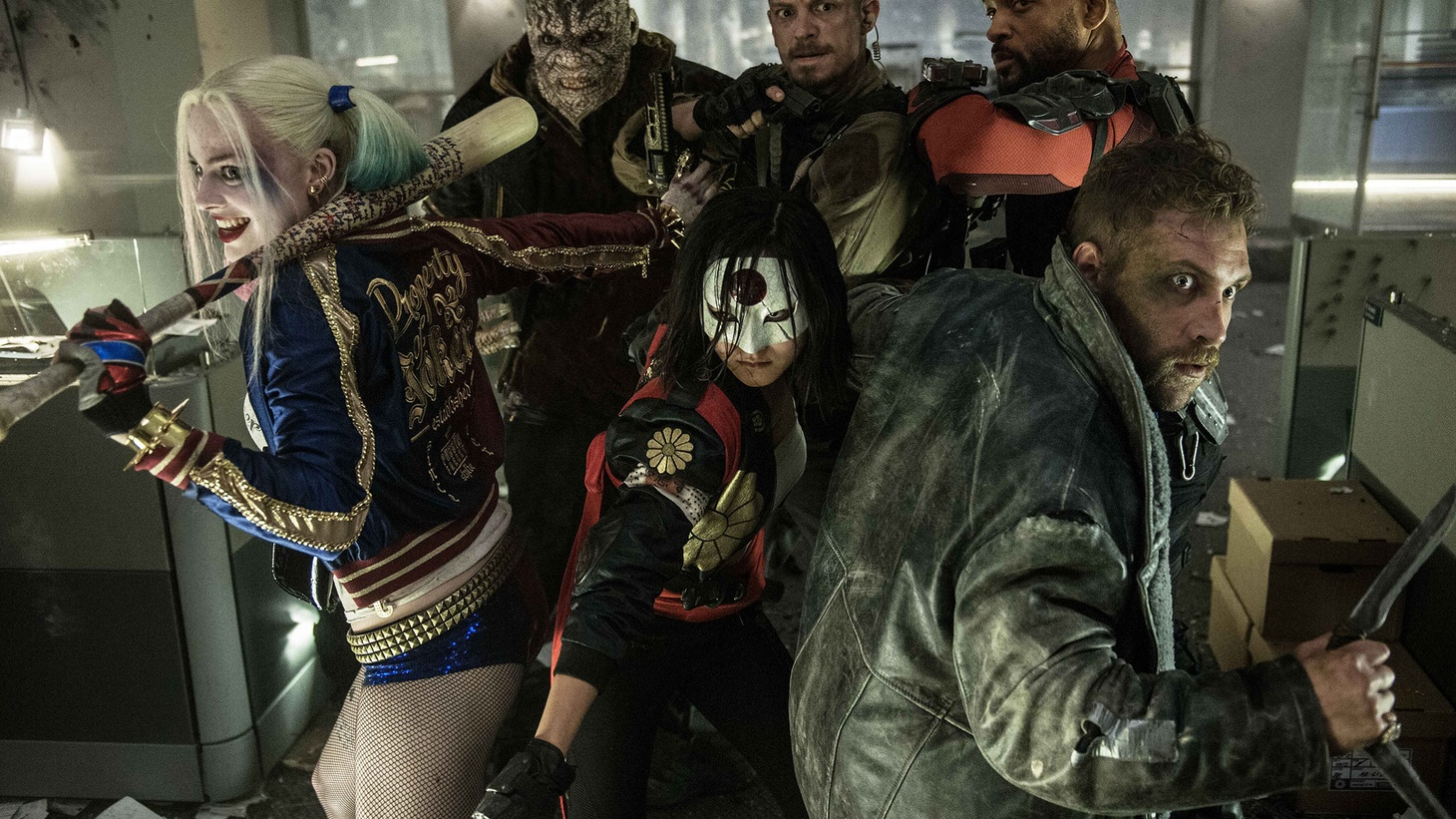 Suicide Squad amounts to an all-out attack on the whole idea of entertainment.